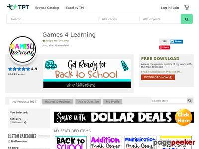 Halloween Worksheets – Halloween Games for Kids – Halloween Math Activities – Halloween Math Worksheets – Kids Halloween Games