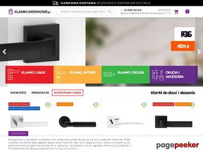 Klamki - sklep on-line