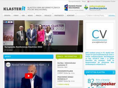 Szkolenia w KlasterIT.pl
