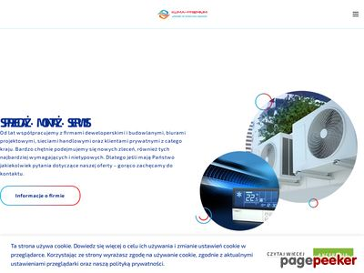 KLIMA-PREMIUM montaż klimatyzacji warszawa