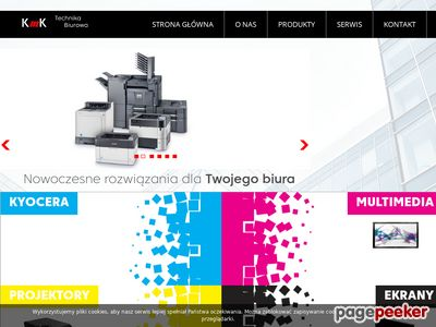 Http://www.kmk.info.pl - serwis kopiarek Bydgoszcz