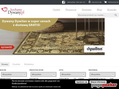 Dywany - sklep internetowy kochamydywany.pl
