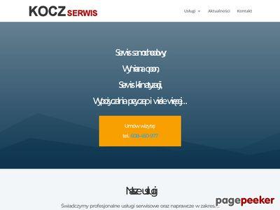 Serwis motocyklowy Warszawa i okolice KOCZ Serwis