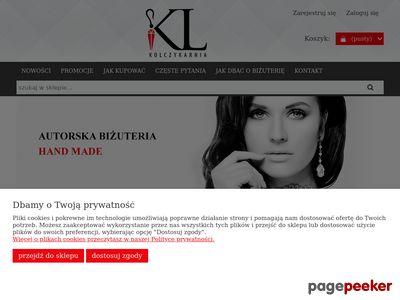 Kolczykarnia.pl - Biżuteria ręcznie robiona