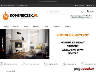Komineczek.pl - wkłady kominkowe z płaszczem wodnym kraków