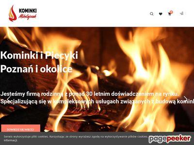 Kominki kaflowe Poznań