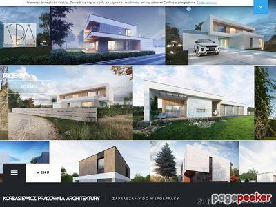 Korbasiewicz.pl - Projekt domu Wrocław