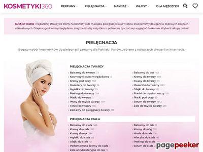 Kosmetyki360.pl - do pielęgnacji ciała