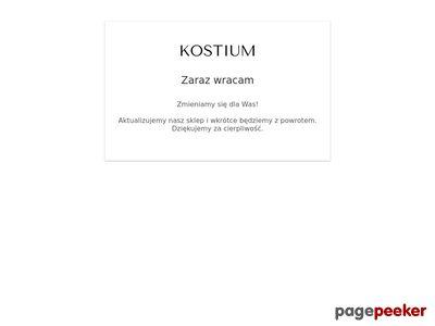 Ciuchy sklep internetowy KOSTIUM.COM