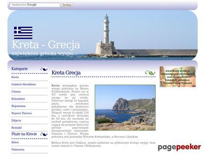 Kreta Grecja Przewodnik