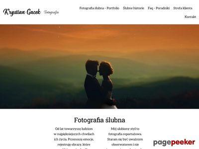 Fotografia Ślubna, Dzieci - Rzeszów Krystian Gacek