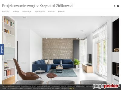 Projektowanie Wnętrz Krzysztof Ziółkowski