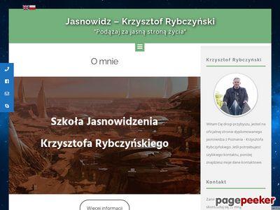 Jasnowidz Krzysztof Rybczyński