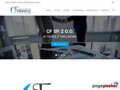Usługi księgowe - Carsekt Finanse