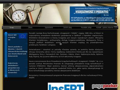 Biuro rachunkowe - Gliwice