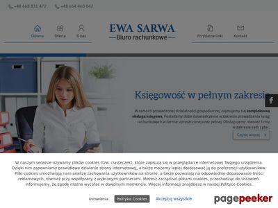 Biuro rachunkwe Olsztyn - usługi księgowe Olsztyn