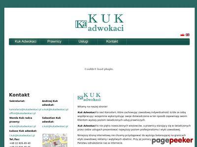 Kuk Adwokaci - kompleksowa pomoc prawna