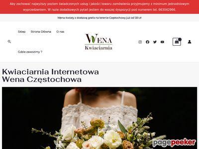 Kwiaciarnia Częstochowa. Szybka poczta