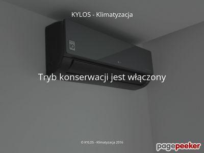 Www.kylos-klimatyzacja.pl