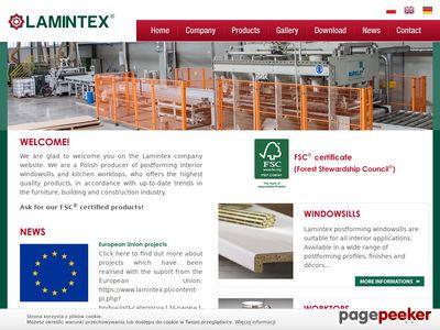 Windowsills - Lamintex