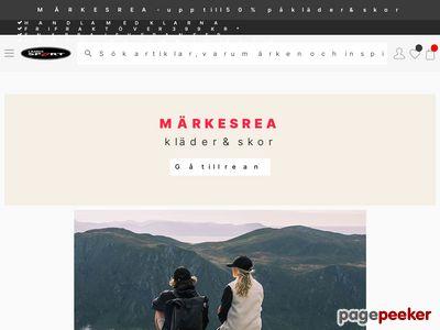 Länna Sport - Stockholms största sportaffär - http://www.lannasport.se