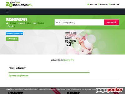 Tani hosting www