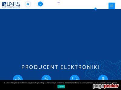 Montaż elektroniki w ofercie firmy Lars