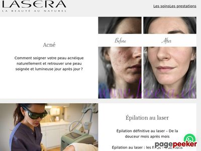 Lasera (Lausanne) - A visiter!