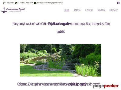 Lawendowy Ogród