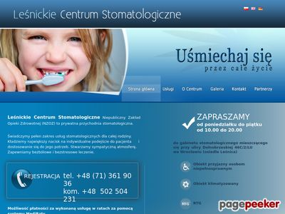 Stomatolog Wroclaw