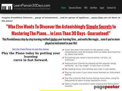 Piano Lessons For Beginners – Online Piano Lessons