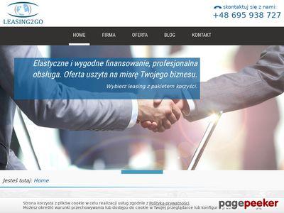Leasing2go.pl Leasing Oława