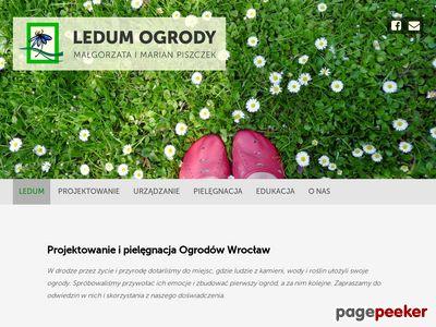 Ogrody Wrocław