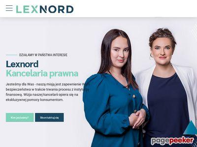 Obsługa prawna firm - lexnord.com