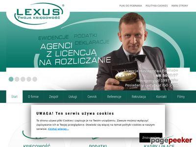 Lexus Biuro Rachunkowe