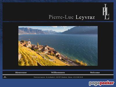 Leyvraz Vins (Chexbres) - A visiter!