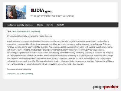 Hurtownia Lidia