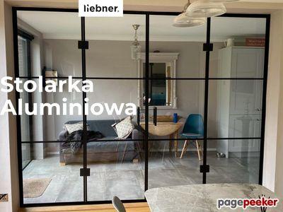 Liebner Toruń - okna, drzwi, rolety, bramy