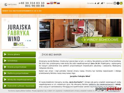 LiftPlus.pl: powiedz STOP! barierom architektonicznym