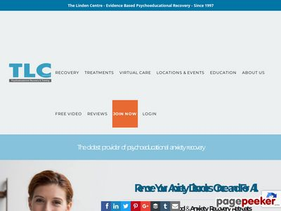 THE LINDEN METHOD - The World's Premier ANXIETY / PANIC ATTACKS Elimination program