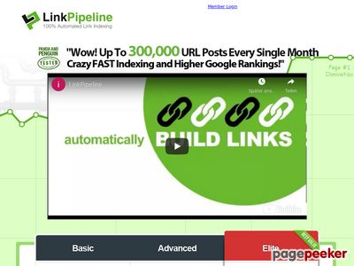 #1 Best Link Indexing Service – 100% Automated Backlinking!  LinkPipeline.com