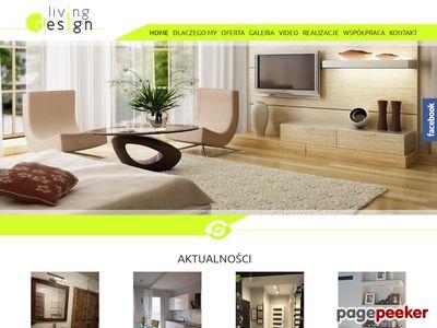 Projektant wnętrz - www.livingdesign.pl
