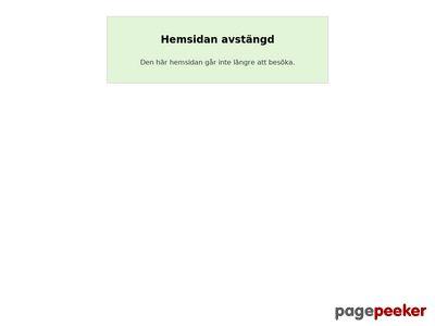 Skärmdump av lotusutveckling.se