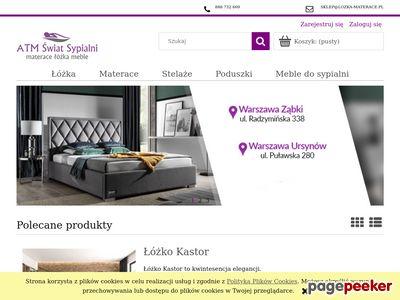 Materace sklep internetowy - lozka-materace.pl
