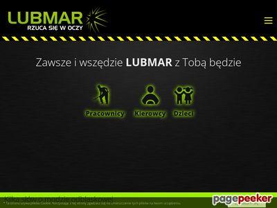 LUBMAR-ODBLASKI.PL - Odzież ostrzegawcza