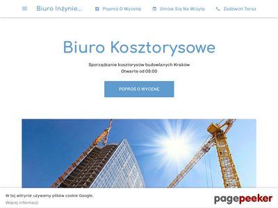 Kosztorys Kraków
