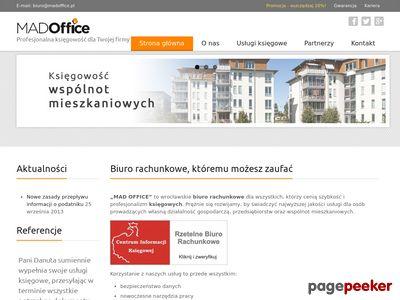 Madoffice - księgowa Wrocław