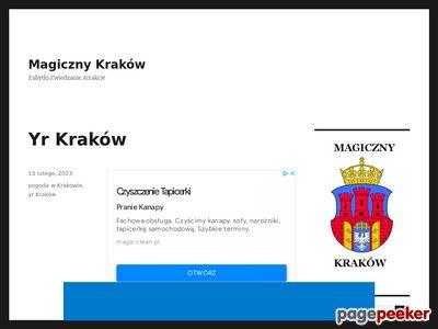 Ferie Kraków. Magiczny Kraków zaprasza!