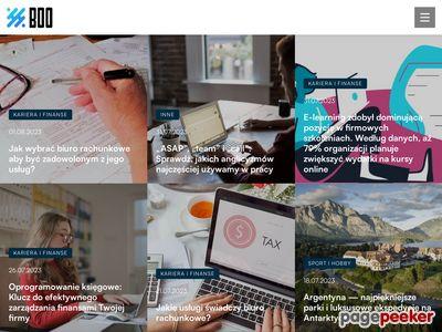 Mako.boo.pl - Świat fantazji, a może prawdy!