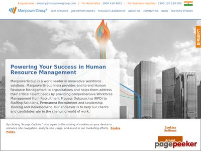 Manpower Group India